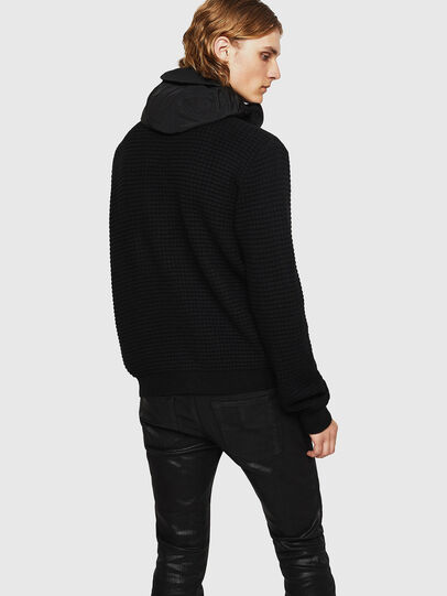 Diesel - KATTY, Black - Knitwear - Image 2