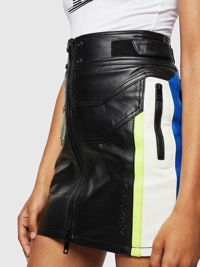 Diesel - ASTARS-SCINQUES, Black - Skirts - Image 5