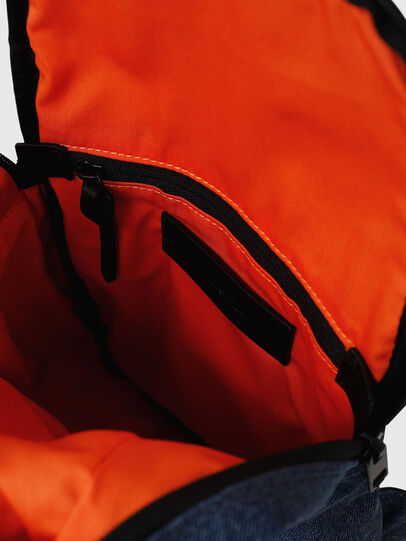 Diesel - F-SUSE MONO, Blue/Black - Backpacks - Image 5