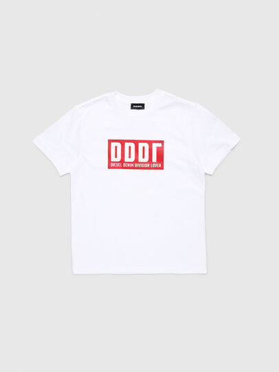 Diesel - TJUSTA9,  - T-shirts and Tops - Image 1
