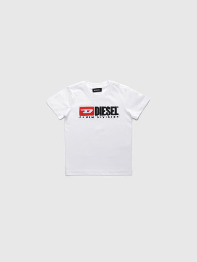 Diesel - TJUSTDIVISIONB-R,  - T-shirts and Tops - Image 1