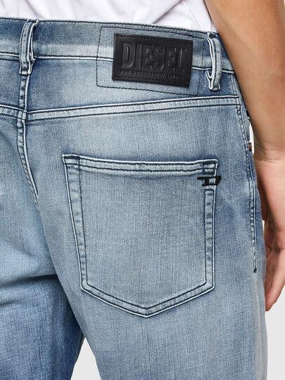 Diesel - D-Strukt 009NS, Light Blue - Jeans - Image 4