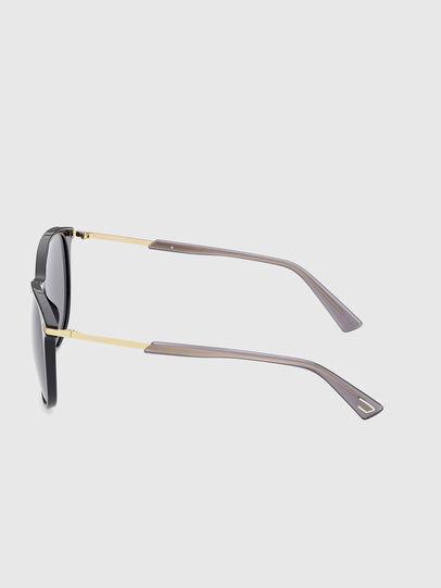 Diesel - DL0353, Black/Yellow - Sunglasses - Image 3