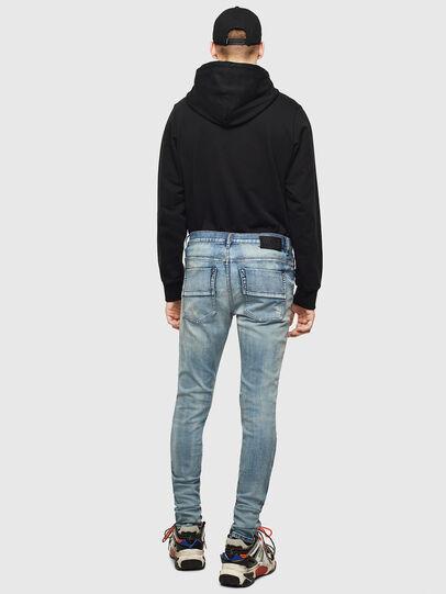 Diesel - D-Amny 069LH, Medium blue - Jeans - Image 2