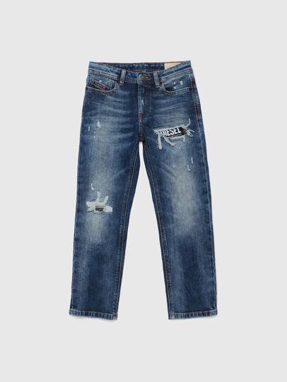 Diesel - REEN-J-N, Medium blue - Jeans - Image 1