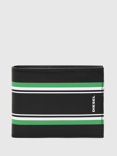 Diesel - NEELA XS, Black/Green - Small Wallets - Image 1