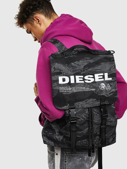 Diesel - VOLPAGO BACK,  - Backpacks - Image 8