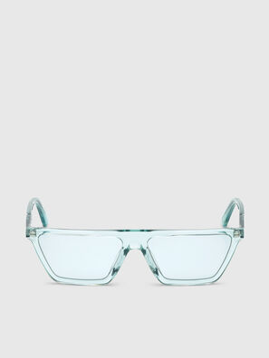 DL0304, Azure - Sunglasses