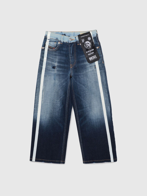 WIDEE-J, Medium blue - Jeans