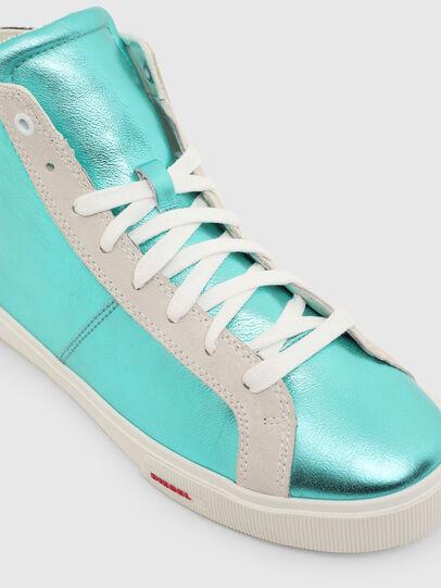 Diesel - S-MYDORI MC W, Azure - Sneakers - Image 5