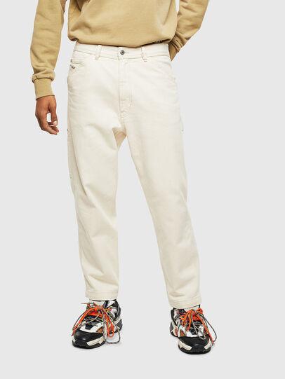 Diesel - P-LAMAR, White - Pants - Image 1