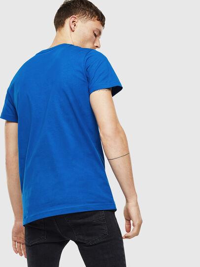 Diesel - T-DIEGO-DIV, Blue - T-Shirts - Image 2