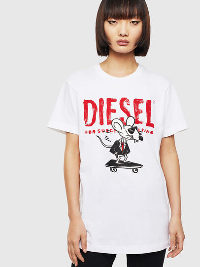 Diesel - CL-T-DIEGO-1,  - T-Shirts - Image 2