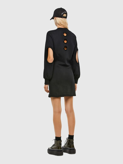 Diesel - D-CIOND, Black - Dresses - Image 5