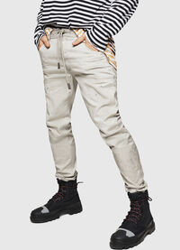Krooley JoggJeans 069GT, Light Grey