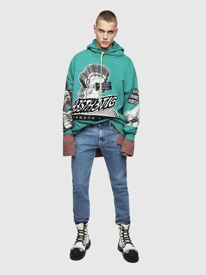 Diesel - S-JACK-YA,  - Sweaters - Image 4