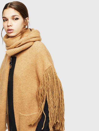Diesel - M-BOU-B, Light Brown - Winter Jackets - Image 3