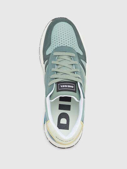 Diesel - S-BRENTHA FLOW, Water Green - Sneakers - Image 5