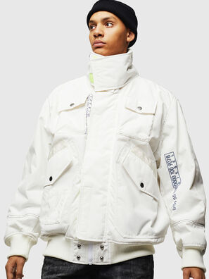 W-OKSO, White - Winter Jackets