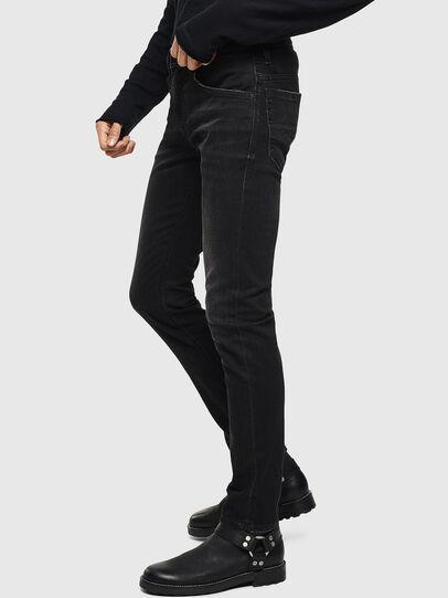 Diesel - Thommer 069BG, Black/Dark grey - Jeans - Image 4