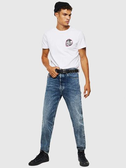 Diesel - D-Macs 0097G, Medium blue - Jeans - Image 6