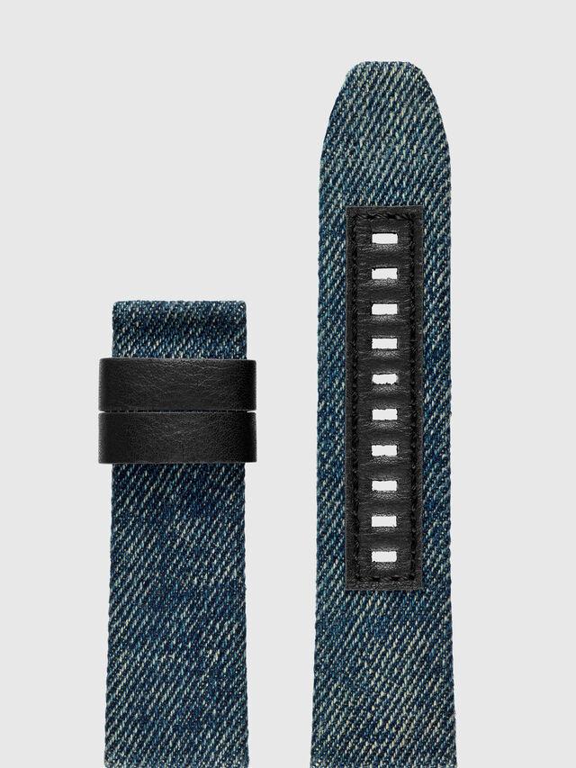 Diesel - DZT0001, Blue Jeans - Smartwatches - Image 1