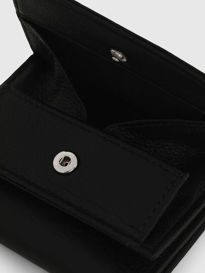 Diesel - LORETTA, Black - Small Wallets - Image 5