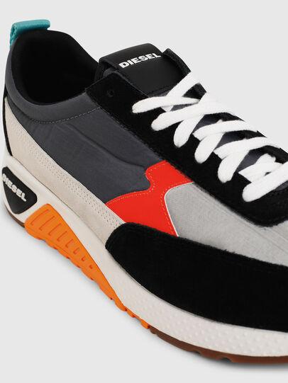 Diesel - S-KB LOW LACE II, Multicolor/Black - Sneakers - Image 5