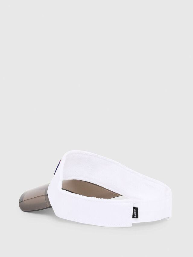 Diesel - VISOR-MAX, White - Underwear accessories - Image 2