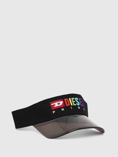 Diesel - VISOR-MAX, Black - Underwear accessories - Image 1