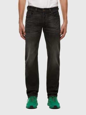 Larkee 087AM, Black/Dark grey - Jeans