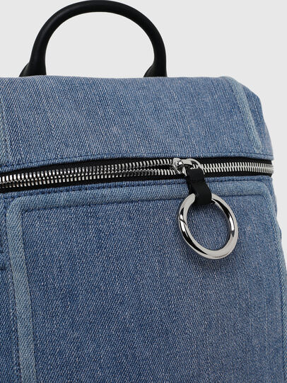 Diesel - ERACLEA II, Blue Jeans - Backpacks - Image 6