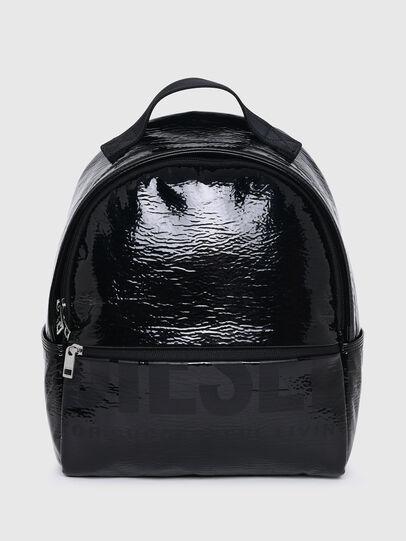 Diesel - F-BOLD BACK FL II, Black - Backpacks - Image 1