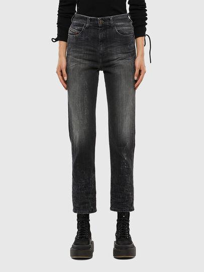 Diesel - D-Eiselle 009IU, Black/Dark grey - Jeans - Image 1