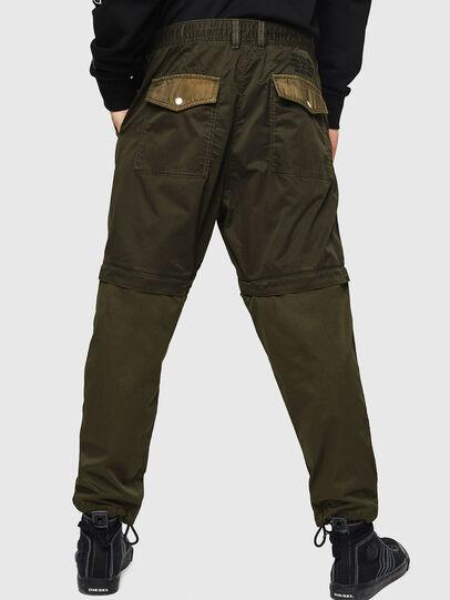 Diesel - P-CASHORT, Military Green - Pants - Image 2
