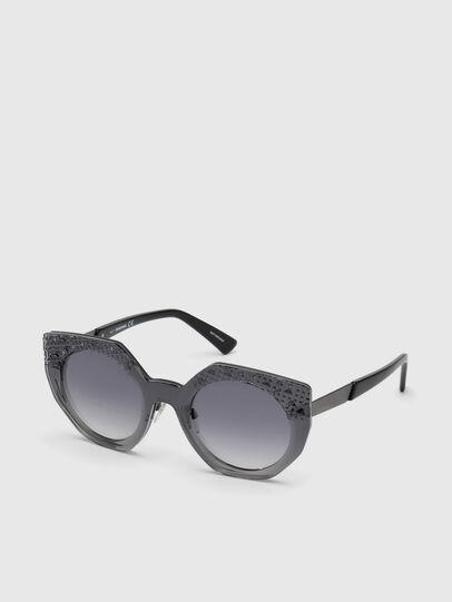 Diesel - DL0258,  - Sunglasses - Image 4