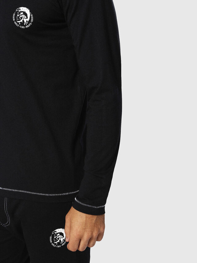 Diesel UMLT-JUSTIN, Black - T-Shirts - Image 3