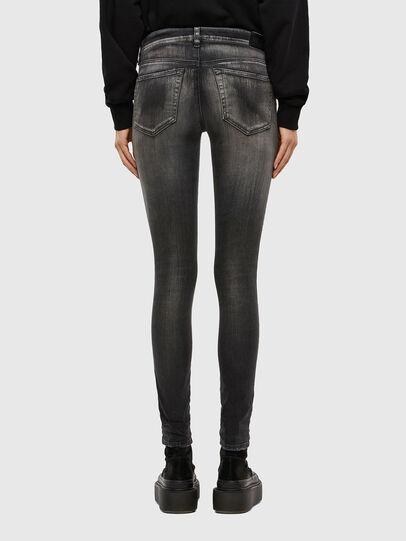 Diesel - Slandy 069QR, Black/Dark grey - Jeans - Image 2