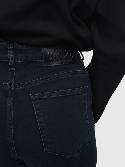 Diesel - D-Eiselle 069GL, Dark Blue - Jeans - Image 4