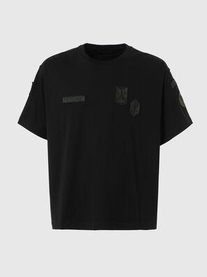 T-CROLF, Black - T-Shirts