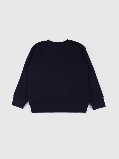 Diesel - SALLY OVER, Navy Blue - Sweaters - Image 2
