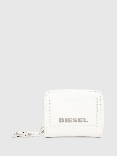 Diesel - OFRIDE, White - Small Wallets - Image 1