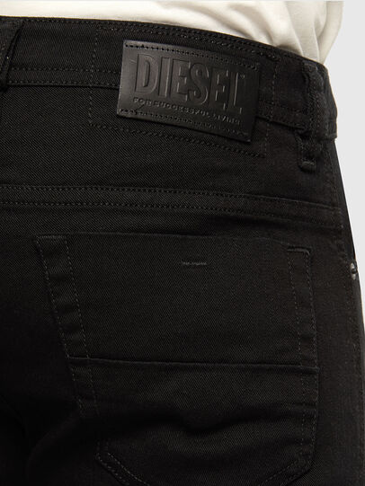Diesel - Thommer 0688H, Black/Dark grey - Jeans - Image 5