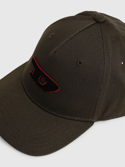Diesel - C-DIGRA, Military Green - Caps - Image 3