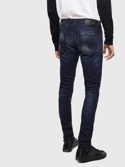 Diesel - Tepphar 009BL, Dark Blue - Jeans - Image 2
