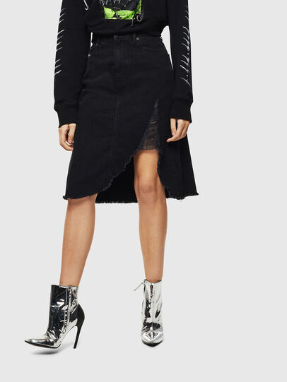 Diesel - DE-SISIL,  - Skirts - Image 1