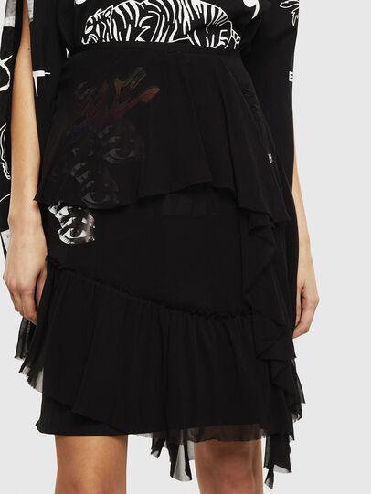 Diesel - O-BURNETT,  - Skirts - Image 3
