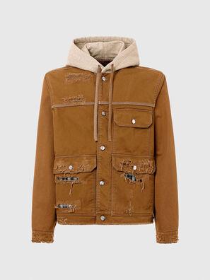 J-BRUNO, Brown - Jackets