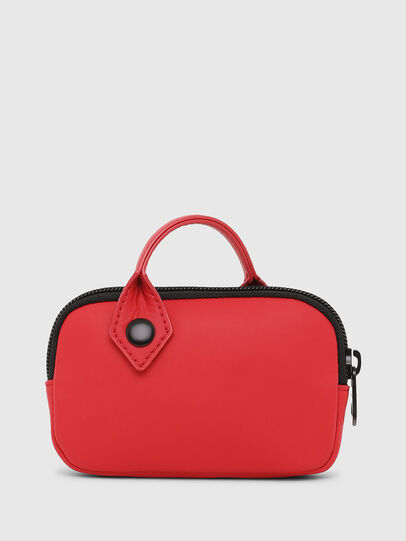 Diesel - SHOPPINA PAS, Red - Shopping and Shoulder Bags - Image 2