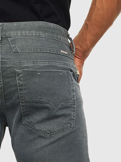 Diesel - D-Bazer 0699P, Green Melange - Jeans - Image 5